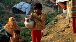 Plongée au coeur des camps de réfugiés rohingyas au