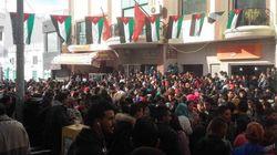 Les manifestations de soutien à la Palestine se multiplient dans toute la Tunisie