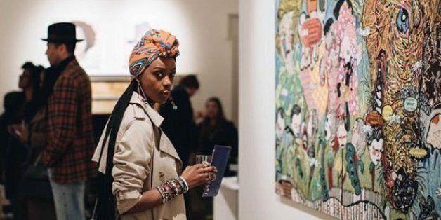 La foire d'art contemporain africain 1-54 débarque à