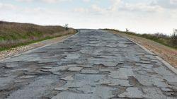 45% des routes en Tunisie sont dans un état non satisfaisant, et ne répondent pas aux normes en
