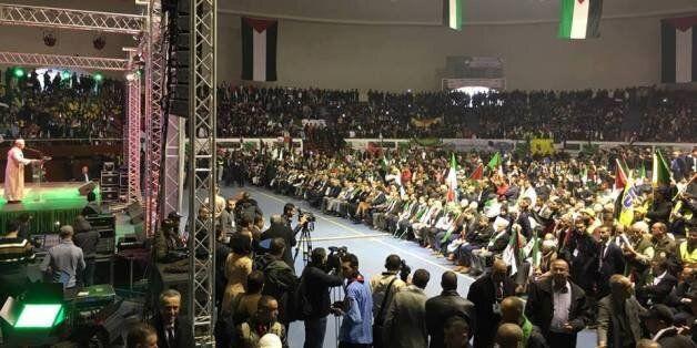 Jérusalem: rassemblements dans plusieurs wilayas du pays en solidarité au peuple palestinien (PHOTOS,