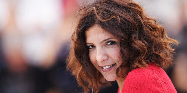 CANNES, FRANCE - MAY 19: Director Kaouther Ben Hania attends 'Alaka Kaf Ifrit (La Belle Et La Meute)'...