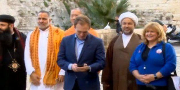 Une délégation bahreïnie à Jérusalem empêchée d'accéder à Al