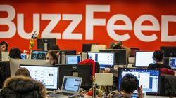 BuzzFeed, Mashable, le temps se couvre pour les sites d'info en