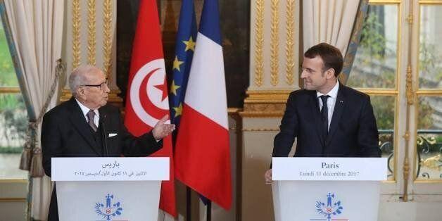 Macron à Caïd Essebsi: