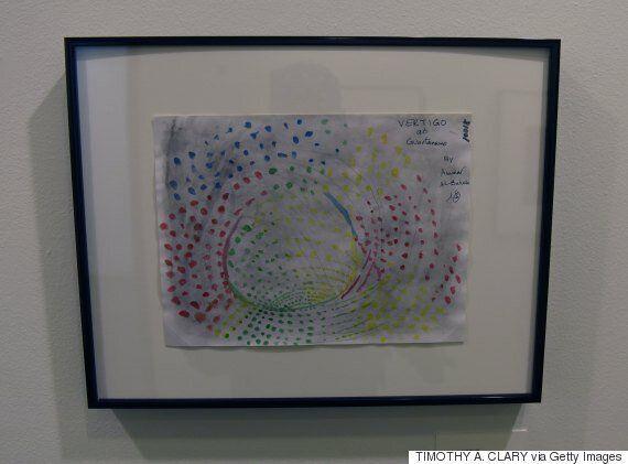 Les oeuvres d'art de détenus de Guantanamo exposées à New York