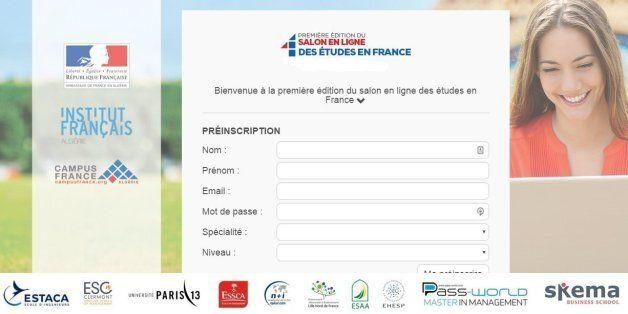 Campus France organise le deuxième salon en ligne des études en France les 6 et 7 décembre