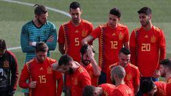 L'Espagne, exclue de la Coupe du monde