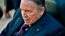 Le président Bouteflika est
