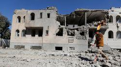 Des raids aériens saoudiens sur un camp de détenus au Yémen fait au moins 30