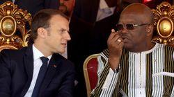 Le président burkinabé Roch Kaboré n'en veut pas à Macron pour sa blague sur la