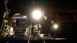 France: Au moins 4 enfants morts après une collision entre un train et un bus