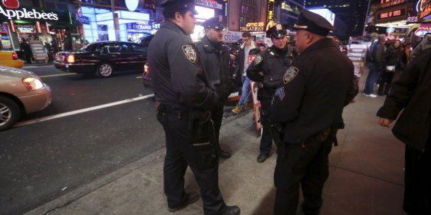 New York: explosion à Port Authority, la gare routière de Times