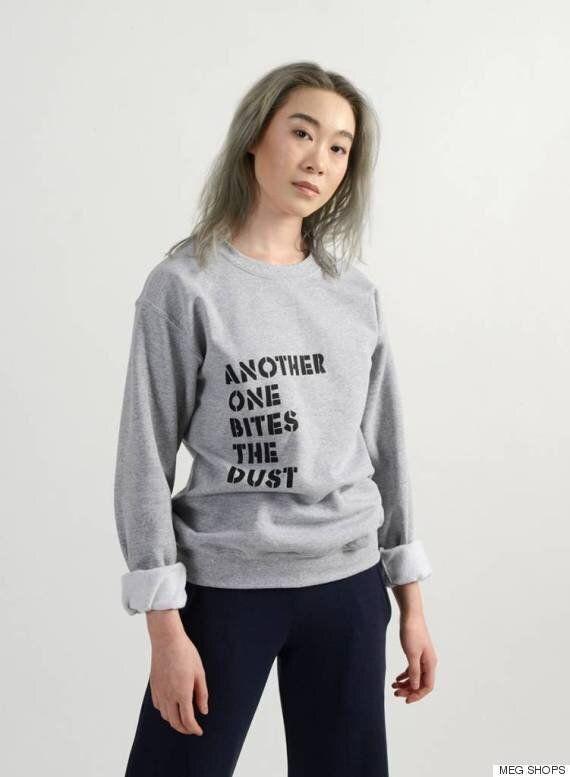 Ce sweatshirt est sans pitié avec les prédateurs sexuels (dont Donald