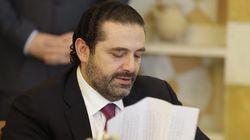 Liban: le Premier ministre Saad Hariri est revenu sur sa