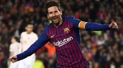 Leo Messi gana el premio 'The