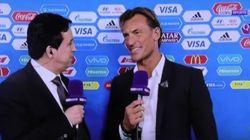 Hervé Renard: Au Mondial 2018, les Lions de l'Atlas devront jouer