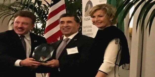 L'ambassadeur algérien à Washington Madjid Bouguerra nommé ambassadeur de