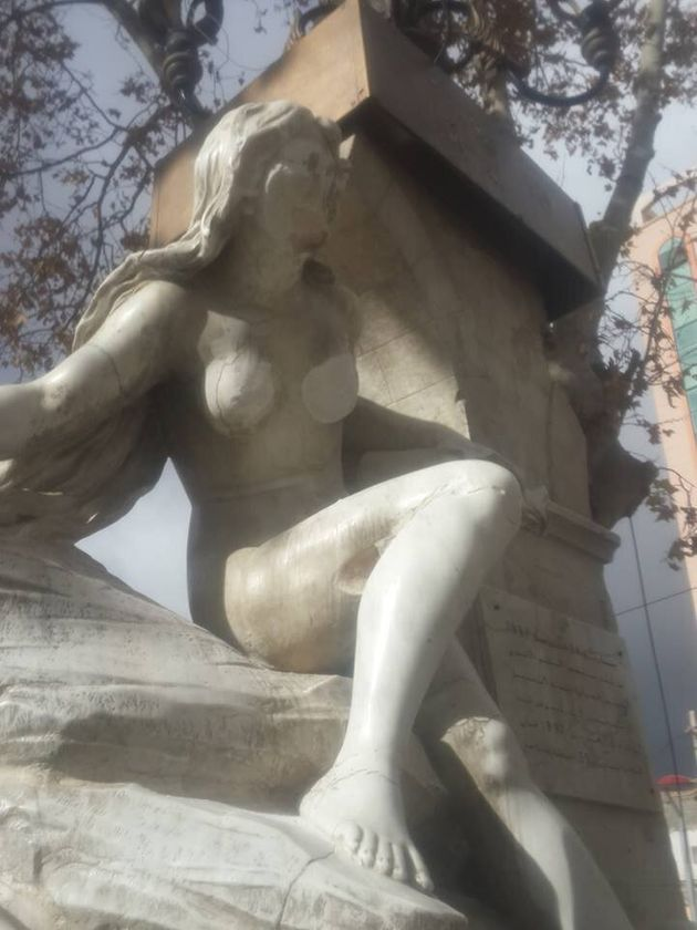 La Fontaine d'Ain El Fouara de Sétif