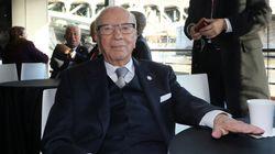 Béji Caïd Essebsi au One Planet Summit: