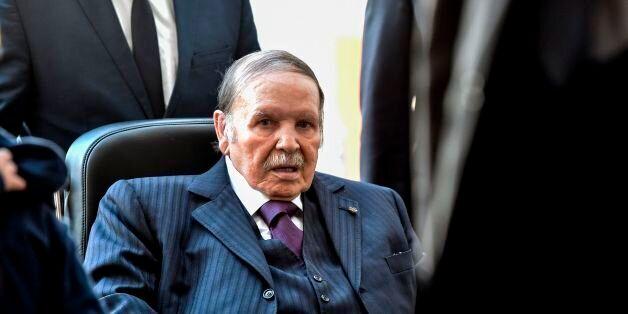 Abdelaziz Bouteflika le 23 novembre