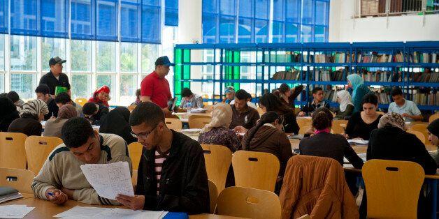 Bibliothèque de l'université Mohammed V de