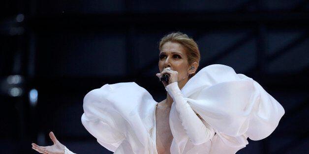 2017 Billboard Music Awards – Show - Las Vegas, Nevada, U.S., 21/05/2017 - Celine Dion