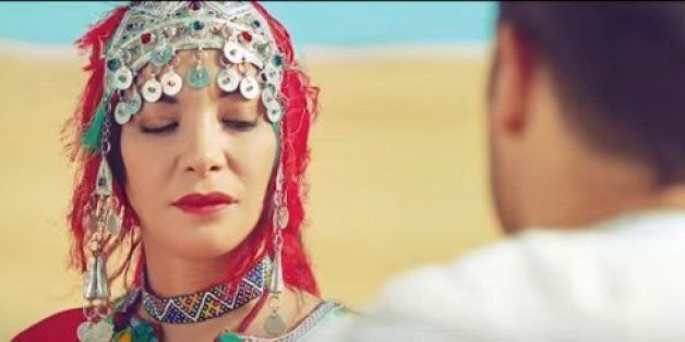 Loubna Abidar s'essaye à la chanson avec