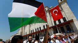 Jérusalem: le président turc Erdogan veut prendre la tête de la contestation