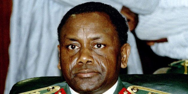 FILE PHOTO-SEP93-The new Nigeria's military head of state General Sani Abacha who took over after the...