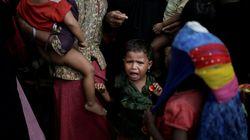 Rohingyas : au moins 6700 personnes dont 730 enfants tués entre août et