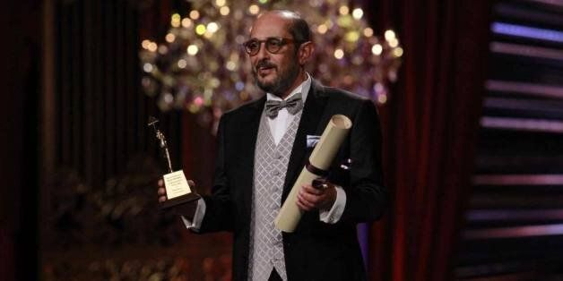 L'acteur tunisien Raouf Ben Amor remporte le prix du meilleur interprète masculin au Festival international...