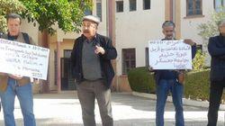 A Mascara, un rassemblement pour dénoncer les poursuites contre les enseignants