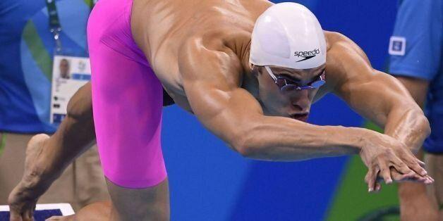 Natation: Oussama Sahnoune sacré champion de France du 50m nage
