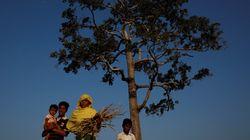 40 villages rohingyas incendiés en octobre et novembre en