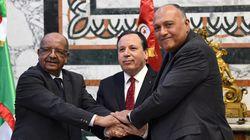 L'Algérie, la Tunisie et l'Egypte affirment leur soutien au processus de règlement de la crise en