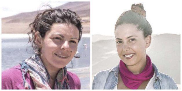 Houda Chaloun et Nadia Stoti
