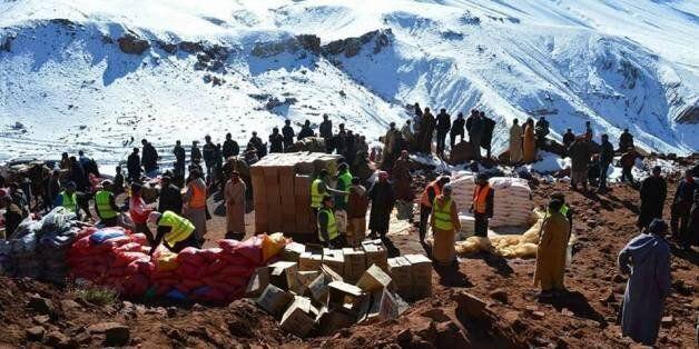 Le plan contre le froid lancé au Maroc, le drame d'Essaouira en toile de