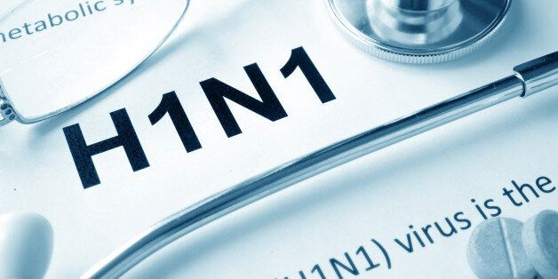 Paper with word H1N1 disease and
