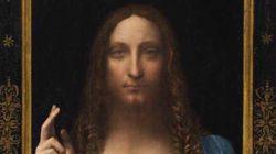 Le Léonard de Vinci vendu 450 millions de dollars ira au Louvre d'Abou