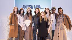 La marque Anissa Aïda de la styliste tunisienne Anissa Meddeb, seule marque tunisienne en lice pour le prestigieux prix
