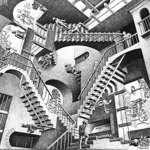 Déco: L'escalier sous les feux de la