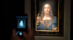 Record pulvérisé pour un de Vinci adjugé 450,3 millions de