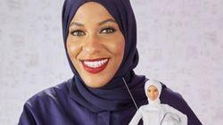 La première Barbie voilée fait une sortie