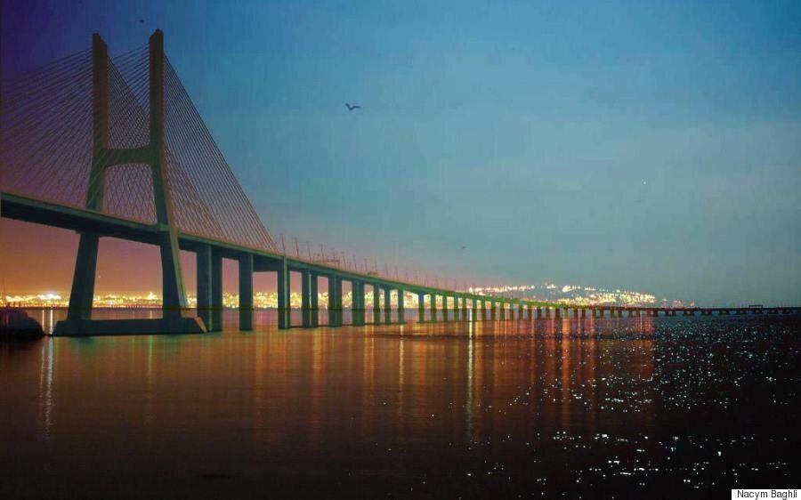 Djisr el Djazair: Un pont sur la baie d'Alger pour lier, tisser et faire