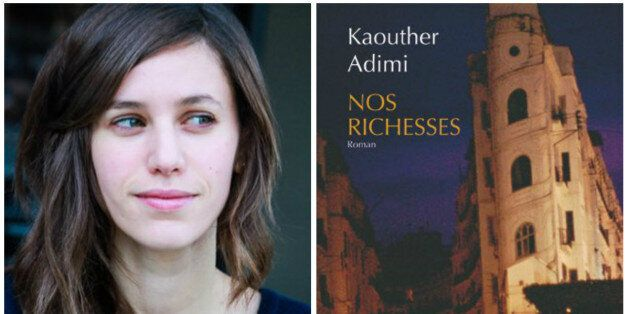 Kaouther Adimi obtient le Prix du Style pour son roman