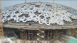 Timelapse: Comment le Louvre Abu Dhabi est sorti du sable