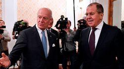 Syrie: l'ONU tente de reprendre la main face à la diplomatie russe