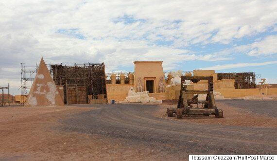 Ouarzazate, un studio à ciel ouvert toujours enclavé