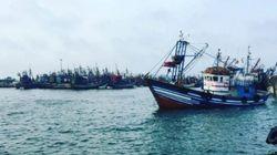 Naufrage d'un bateau de pêche à Dakhla: 24 marins sauvés et un autre porté